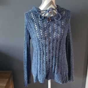 American Eagle Knit Pullover Sweater